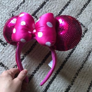 Disney Parks mini mouse headband